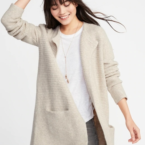 109a65a9167b6 Old Navy Sweaters - Open-Front Cardi-Coat for Women